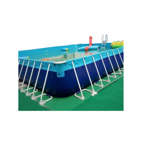 PVC Foldable and Collapsible Fish Farm Pool
